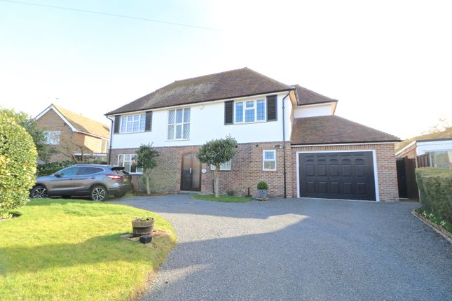 Thumbnail Detached house for sale in Wannock Lane, Eastbourne