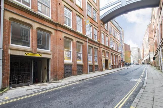 Thumbnail Flat to rent in Drapers Bridge, Hounds Gate, Nottingham