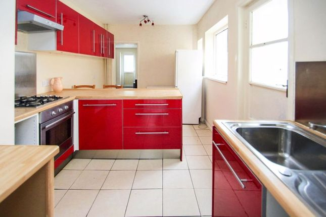Thumbnail Detached house to rent in Castle Road, Winton, Bournemouth