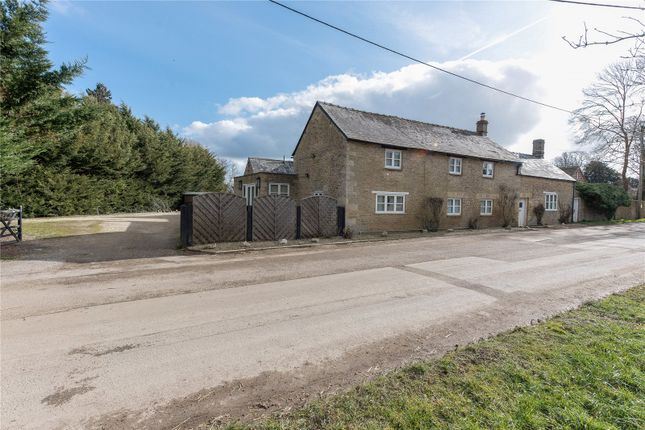 Thumbnail Detached house for sale in Broadwell, Lechlade, Gloucestershire