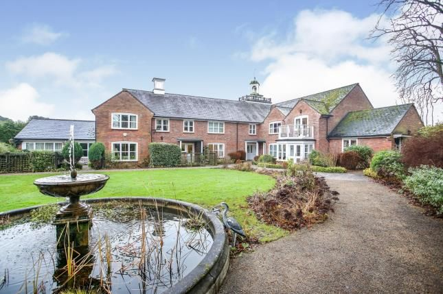 Thumbnail Flat for sale in Abbey Mill, Shirleys Drive, Prestbury, Cheshire