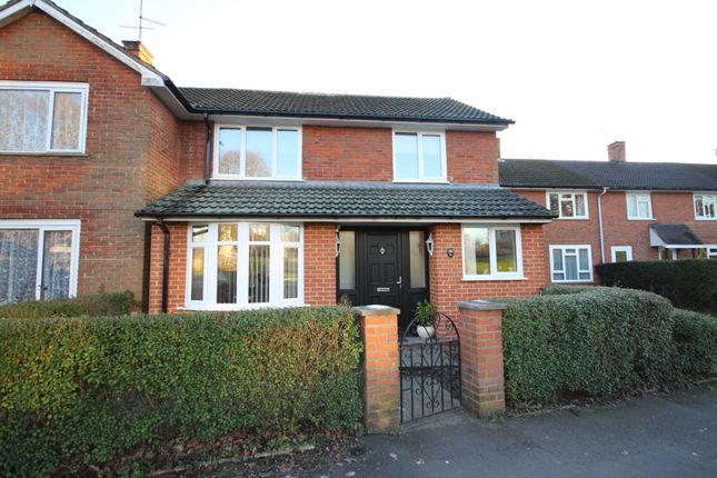 Thumbnail Semi-detached house to rent in Pondmoor Road, Bracknell