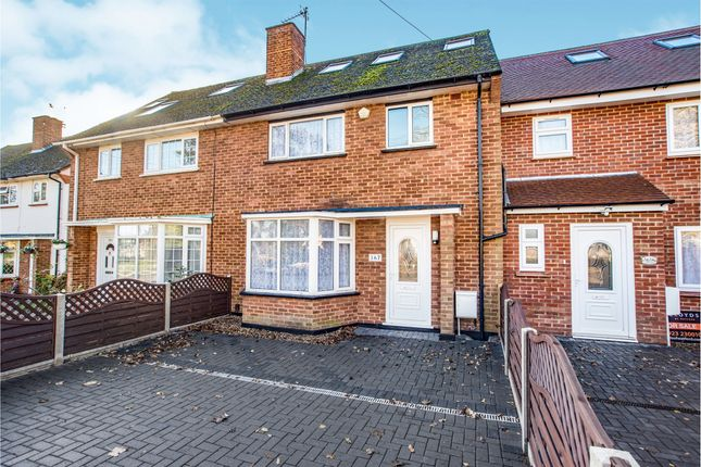 Thumbnail Terraced house for sale in Horseshoe Lane, Watford