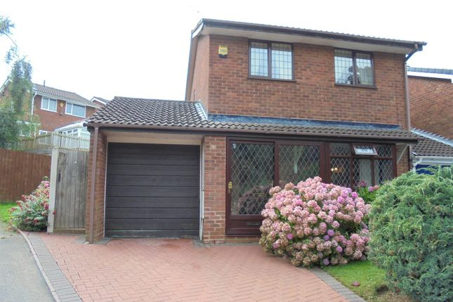 Thumbnail Detached house for sale in Harebell Glade, Telford