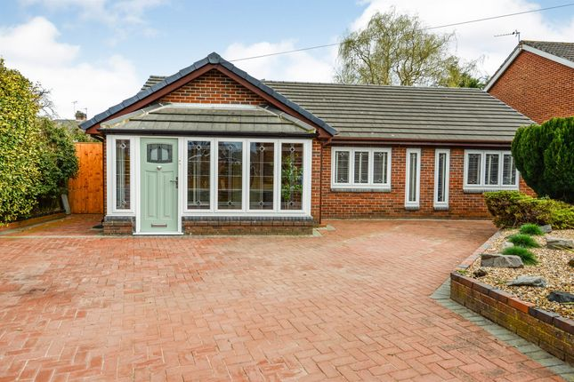 Thumbnail Detached bungalow for sale in Keswick Way, Liverpool