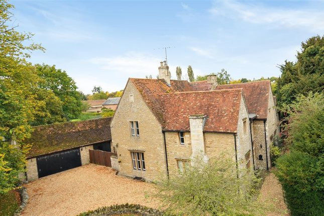 Thumbnail Detached house for sale in The Old Vicarage, Church Road, Stevington