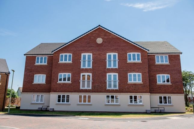 Thumbnail Flat to rent in Henry Robertson Drive, Gobowen, Oswestry