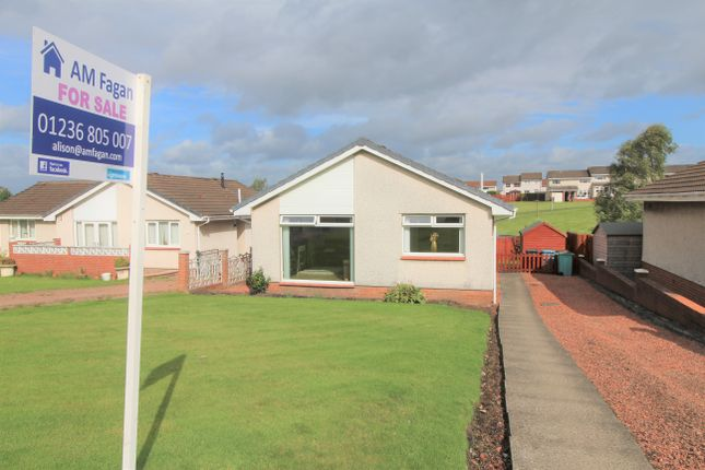 Thumbnail Bungalow for sale in Earlston Crescent, Coatbridge