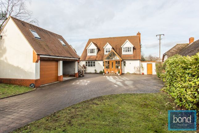 4 bed detached house for sale in Chelmsford Road, Woodham Mortimer CM9
