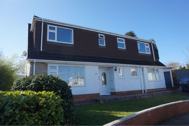 Thumbnail Detached house for sale in Devonshire Drive, Aberdare