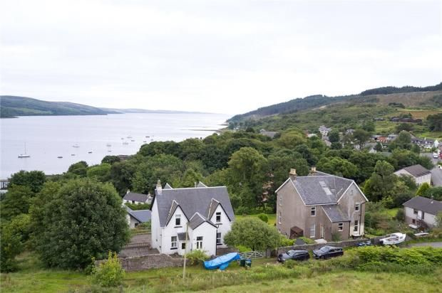 Thumbnail Flat for sale in Viewfield, Cowal Terrace, Tighnabruaich, Argyll And Bute