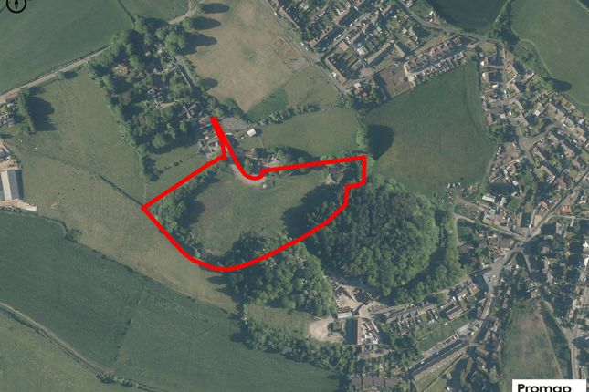 Thumbnail Land for sale in Land At Old Pit Yard, The Downs, Clandown, Radstock, Somerset
