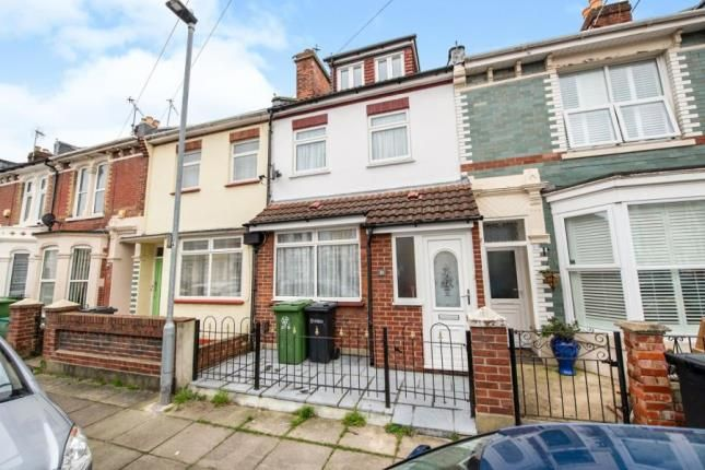 4 bed terraced house for sale in Paddington Road, Portsmouth PO2