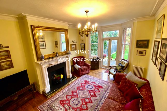 Thumbnail 3 bed end terrace house for sale in Long Lane, Finchley, London