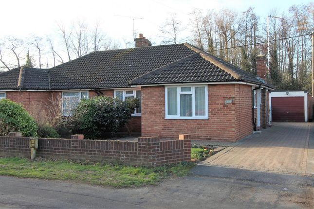 Thumbnail Bungalow for sale in Coleford Bridge Road, Mytchett