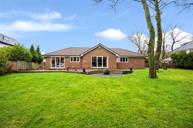 Thumbnail Detached bungalow for sale in Holmewood, Chapeltown Road, Bromley Cross, Bolton