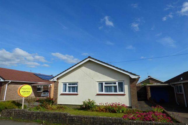 Thumbnail Detached bungalow for sale in Kingsmark Lane, Chepstow
