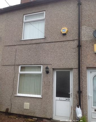Thumbnail Terraced house to rent in George Street, Sutton In Ashfield