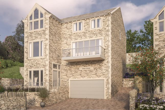 Thumbnail Detached house for sale in Miry Lane, Netherthong, Holmfirth, West Yorkshire