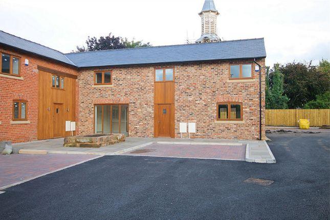 Thumbnail Mews house for sale in Sankey Bridge Industrial Estate, Liverpool Road, Great Sankey, Warrington