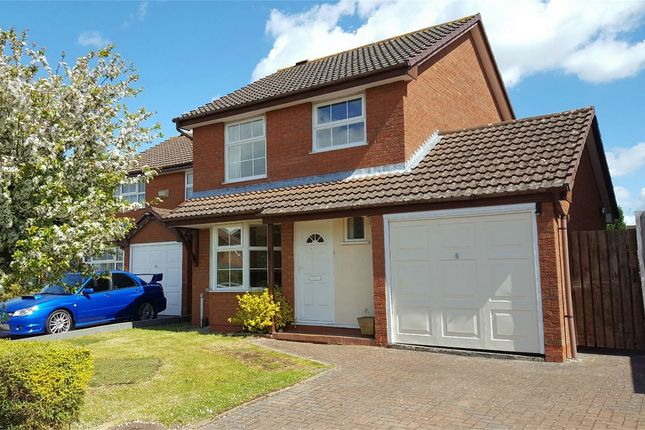 Thumbnail Detached house to rent in Shackleton Avenue, Yate, South Gloucestershire