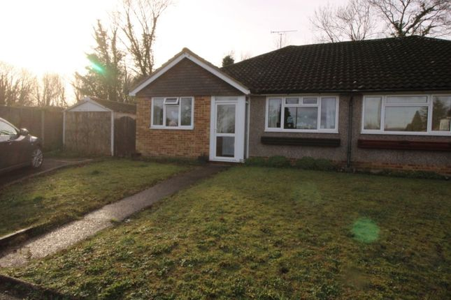 Thumbnail Bungalow to rent in Mount Close, Sevenoaks