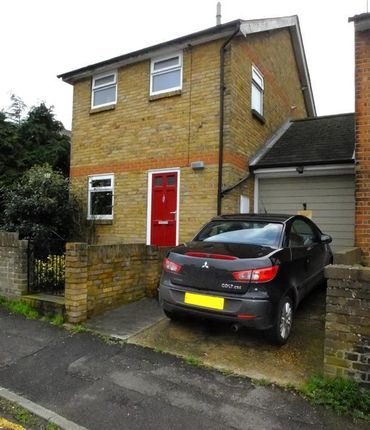 Thumbnail Detached house to rent in Melville Road, Maidstone