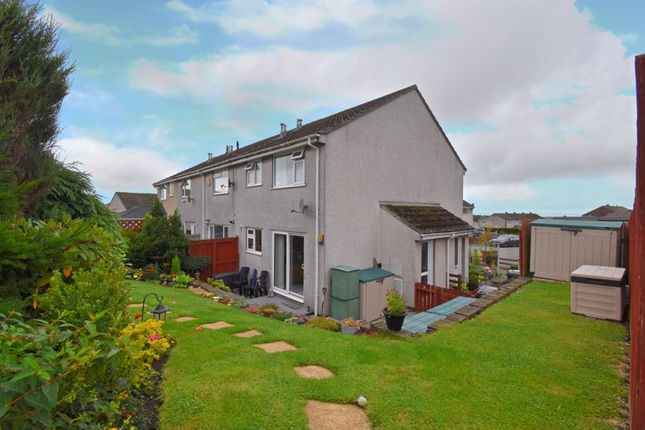 1 bed terraced house for sale in Greenlands Close, Whitehaven CA28