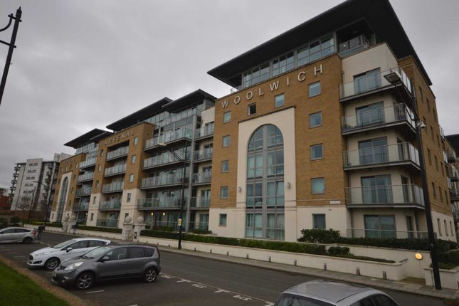 Thumbnail Flat for sale in Argyll Road, London