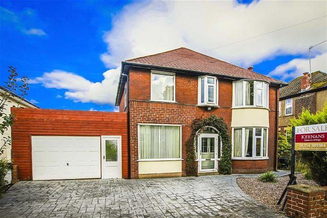 Thumbnail Detached house for sale in Royds Avenue, Accrington, Lancashire