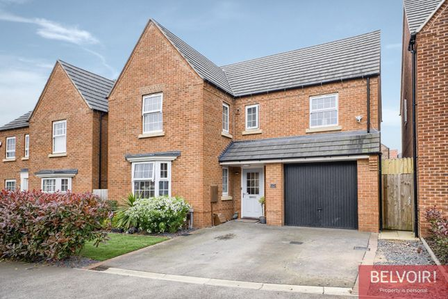 Thumbnail Detached house for sale in Harper Close, Warwick