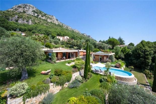 Thumbnail Property for sale in Vence, French Riviera, France, 06140