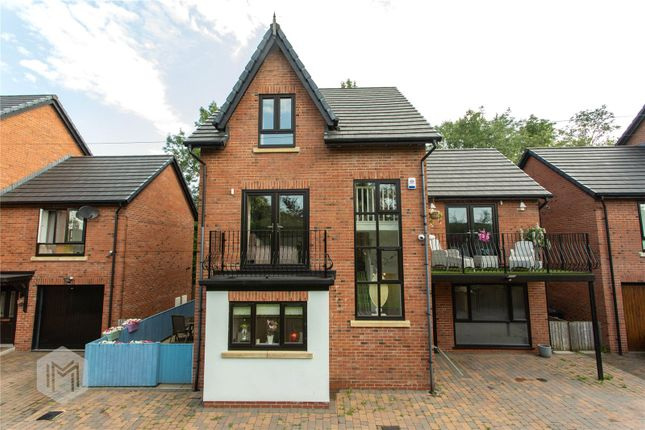 Thumbnail Detached house for sale in Chew Moor Lane, Lostock, Bolton