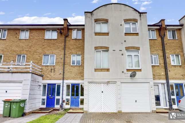 Thumbnail Terraced house to rent in Grimsby Grove, Galleons Reach
