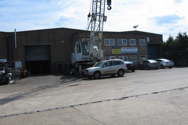Thumbnail Warehouse for sale in Blackwater Close, Rainham