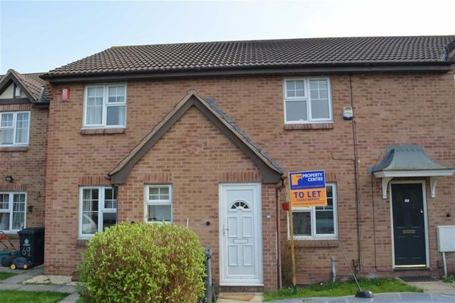 Thumbnail Terraced house to rent in Kestrel Gardens, Quedgeley, Gloucester