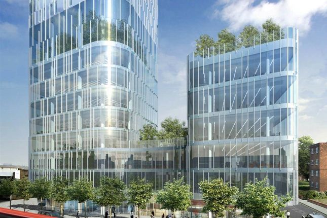Thumbnail Land to rent in Sky Gardens, Nine Elms