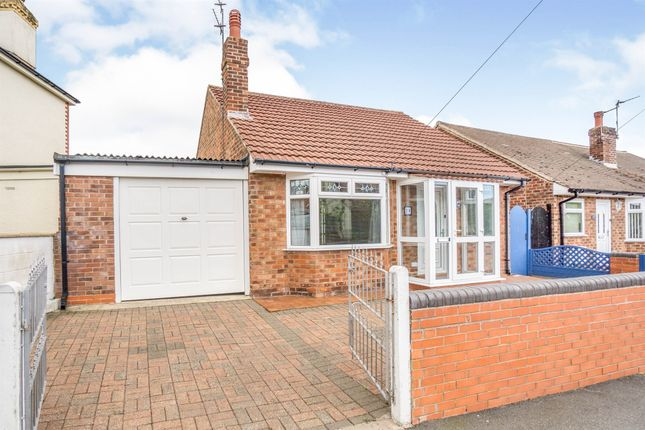 Thumbnail Detached bungalow for sale in Sandbrook Lane, Moreton, Wirral