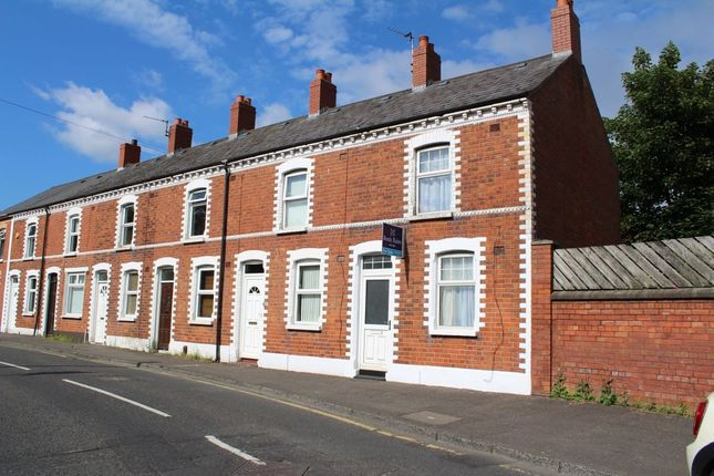 Thumbnail Terraced house for sale in Dundela Avenue, Belmont, Belfast