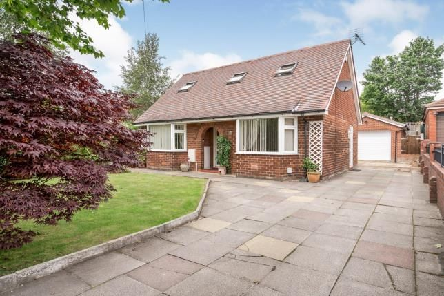 Thumbnail Bungalow for sale in Park Road, Westhoughton, Bolton, Greater Manchester