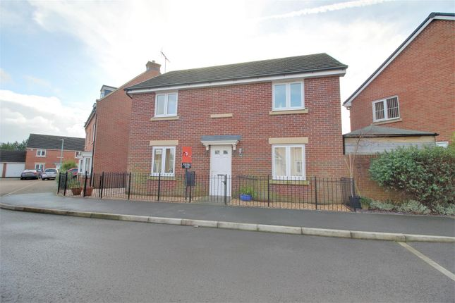 Thumbnail Detached house for sale in The Fairways, Huntley, Gloucester