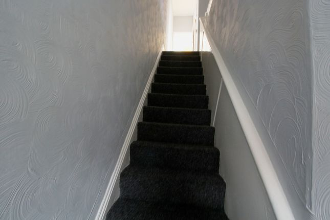 Staircase of Clifton Road, Darlington DL1