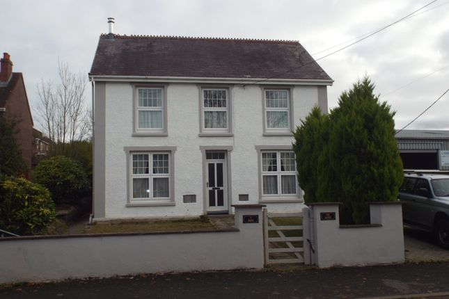 Detached house for sale in Porthyrhyd, Carmarthen