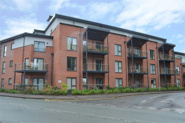 Thumbnail Flat for sale in Sandford Gate, Lichfield