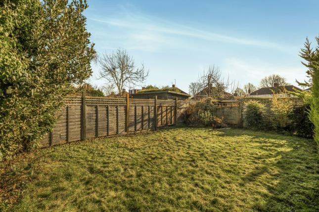 Garden of Prices Lane, Reigate, Surrey RH2
