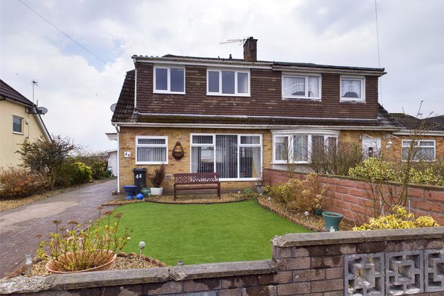 2 bed semi-detached house for sale in Chester Close, Heolgerrig, Merthyr Tydfil CF48
