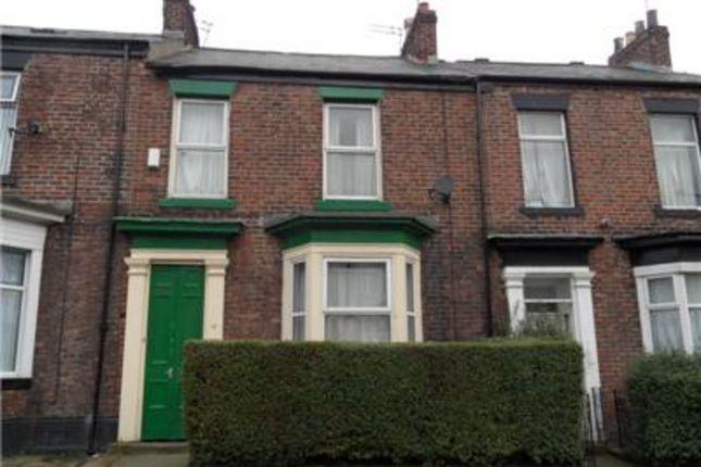 Thumbnail Terraced house to rent in Laura Street, Sunderland