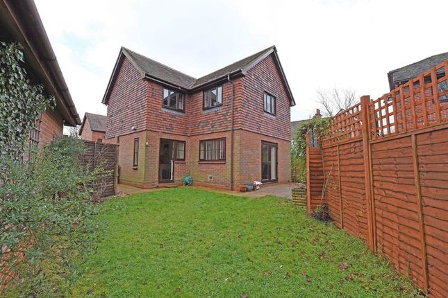 Thumbnail Detached house for sale in George Street, Kingsclere, Newbury