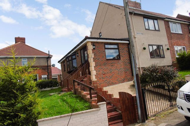 Thumbnail Semi-detached house for sale in South Crescent, Horden, Peterlee