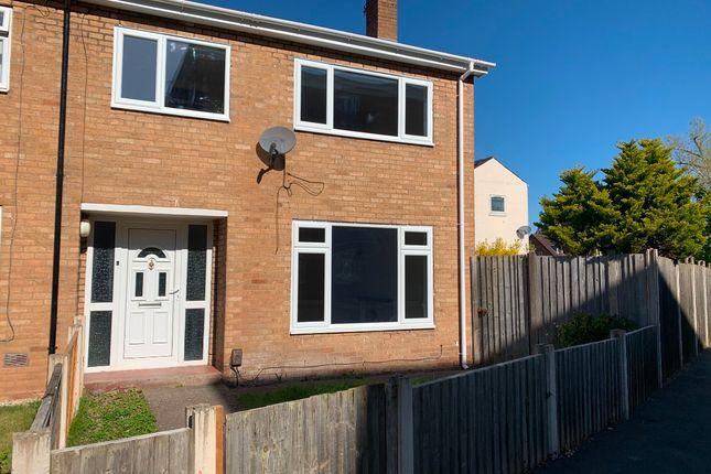 3 bed terraced house to rent in Bridge Street, Warwick CV34